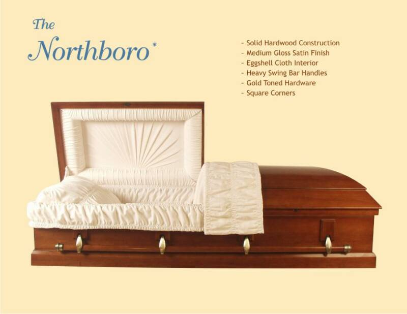 The Northboro Casket